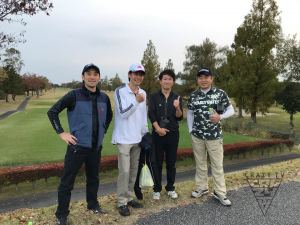 ゴルフ部③
